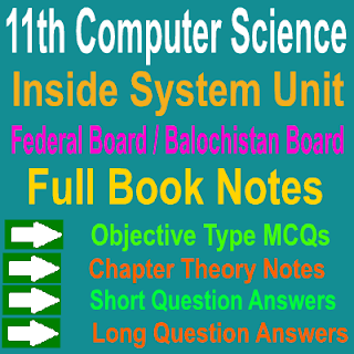 Computer Science First Year Notes