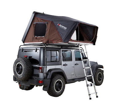 iKamper Skycamp Car Rooftop Tent
