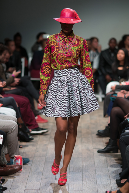 Pinksuade Best Of South African Fashion Week