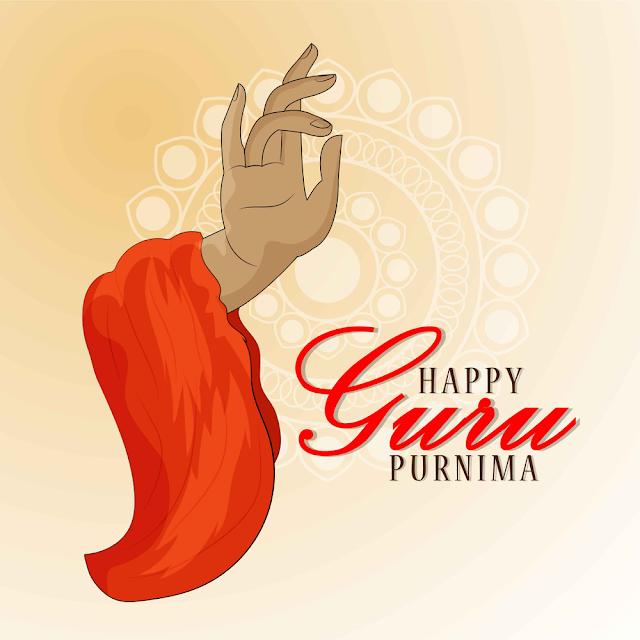 happy guru purnima nepalese indian festival