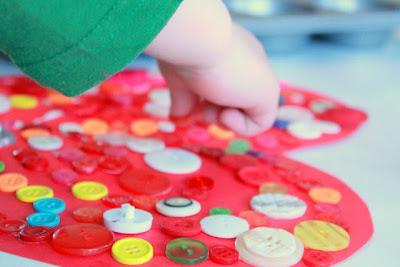 manualidades de san valentin para niños