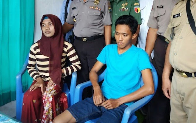 Pernikahan sesama jenis, Saiful Mengaku kelaminnya baru muncul semalam