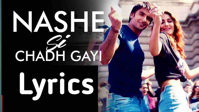 Nashe Si Chad Gayi Lyrics - Arijit Singh