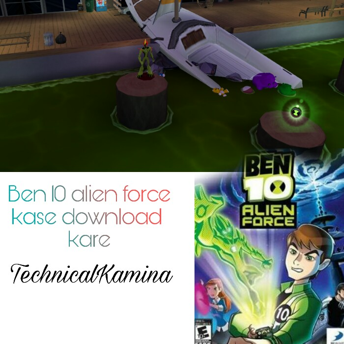 Ben 10 Alien Force Android Mobile Me Kase Download Kare