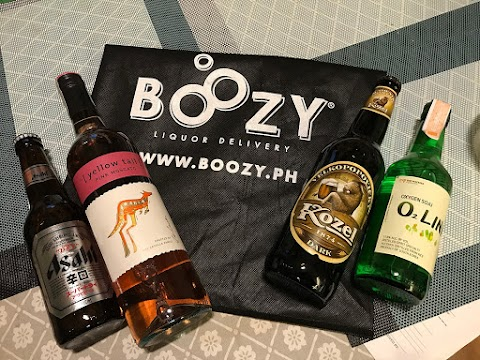 Boozy PH; Your personal liquor delivery service!