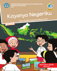 Buku tema 9 Siswa Kelas 4 k13 2017