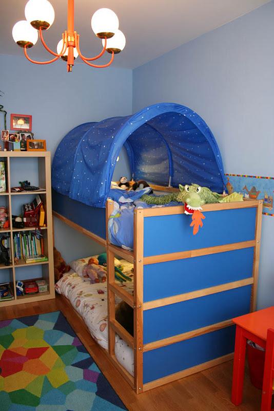 "La cama ""Kura"" de Ikea | QuitaQuitamerikita"