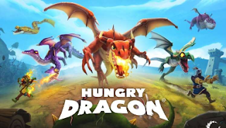 Free Download Game Hungry Dragon APK MOD Unlimited Money Data for android