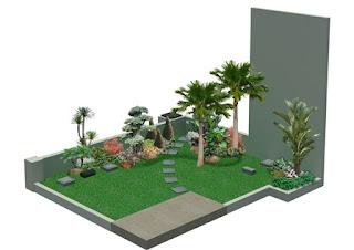 Desain Taman Surabaya - tukngtamansurabaya 63