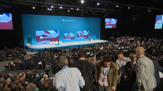 Marcado por Brexit, inicia congreso de conservadores británicos