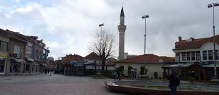 Krusevska Republika Square, Mezquita Zeinel Abedyn Pasha.