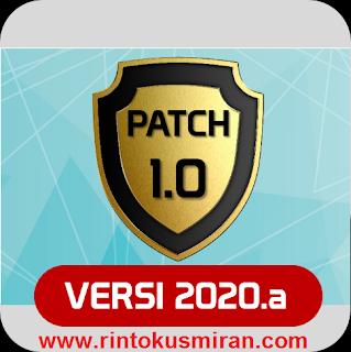 Aplikasi Dapodikdasmen Versi 2020.a Patch 1