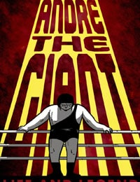 Andre the Giant: Life and Legend Comic