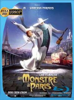 Un monstruo en París (2011) HD [1080p] Latino [Mega] dizonHD