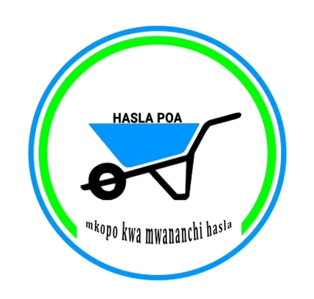 Hasla Loans Kenya app
