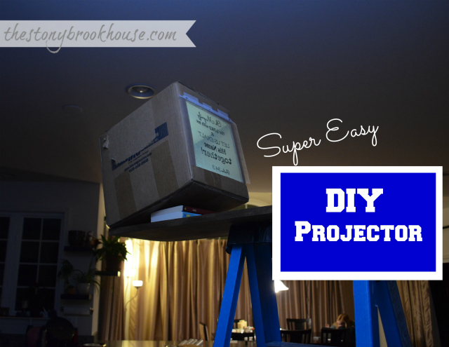 Super Easy DIY Overhead Projector