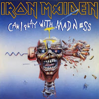 "Iron Maiden - ""Can I Play with Madness"""