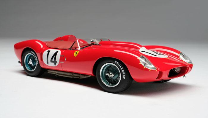 250 Ferrari Testa Rossa