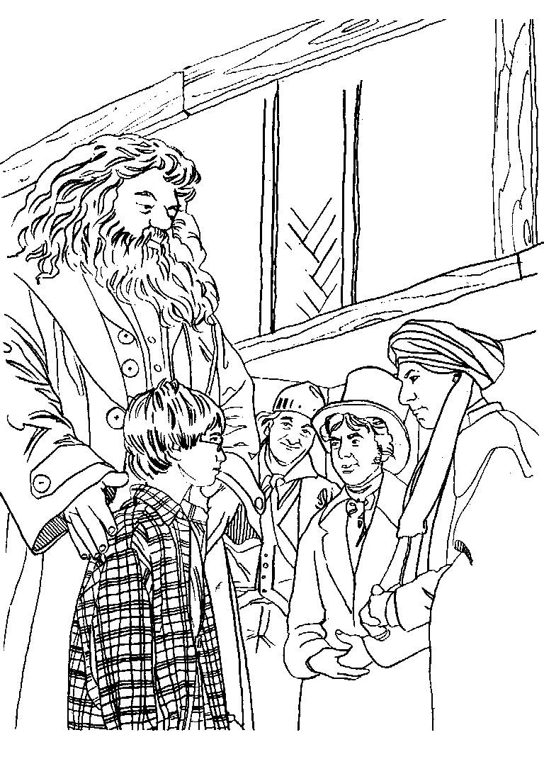 Satchel: Harry Potter Colouring Book