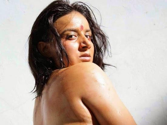 Pooja Gandhi Nude Photoshoot - Hot4Sure-3542