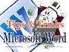 Microsoft Word Tips And Tricks 2018 - Magical Tricks to Master MS Word