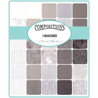 Moda Compositions Fabric by Basic Grey for Moda Fabrics
