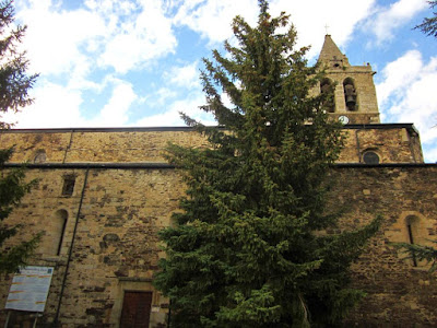 Iglesia romanica de Llivia