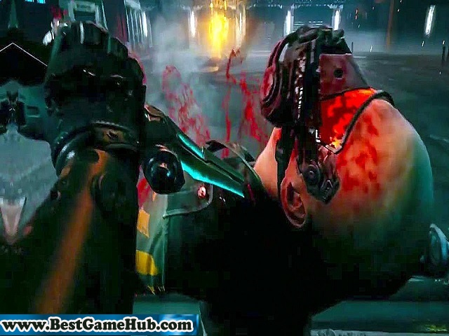Ghostrunner High Compressed Steam Games Free Download