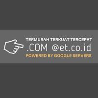Jasa Web Domain COM Termurah