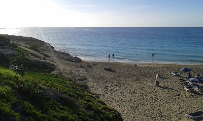 Ayia Napa Cyprus beach