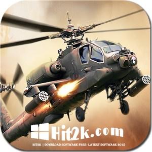 Gunship Battle Helicopter 3D v2.2.90 + Mod Craked Latest Is Here