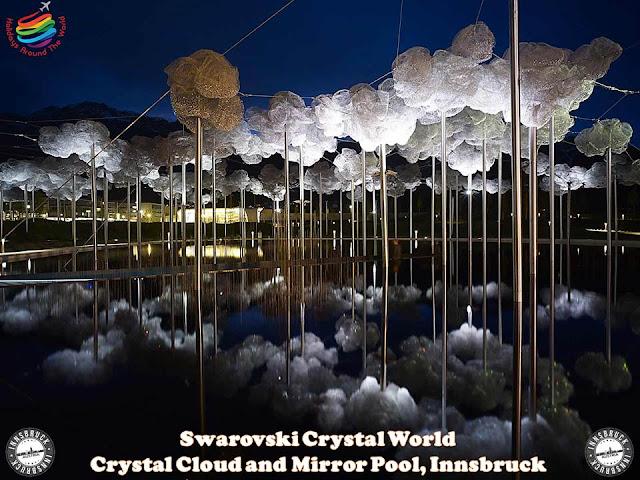 Swarovski Crystal World, Innsbruck