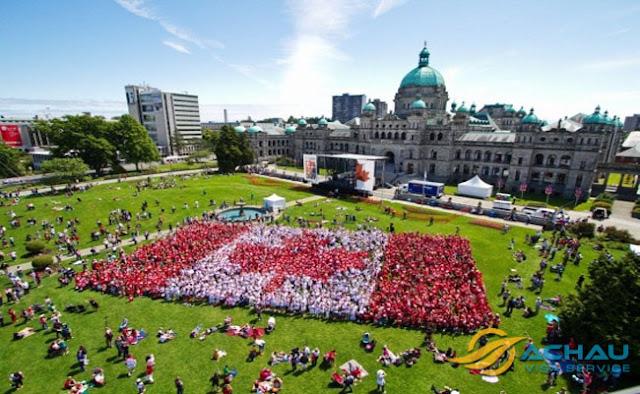 Hướng dẫn cách nộp đơn xin visa Canada online
