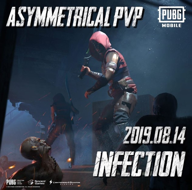 Infection Mode: Mode Zombie Terbaru Pada Update PUBGM