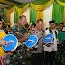Pangdam XII/Tpr dan Forkopimda Kalbar Buka Festival Meriam Karbit 2019