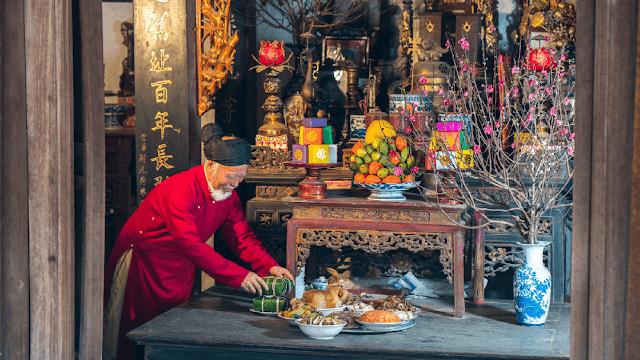 Phong tục đưa ông Công, ông Táo về trời của người Việt
