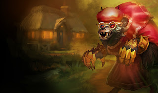 Big Bad Warwick Skin