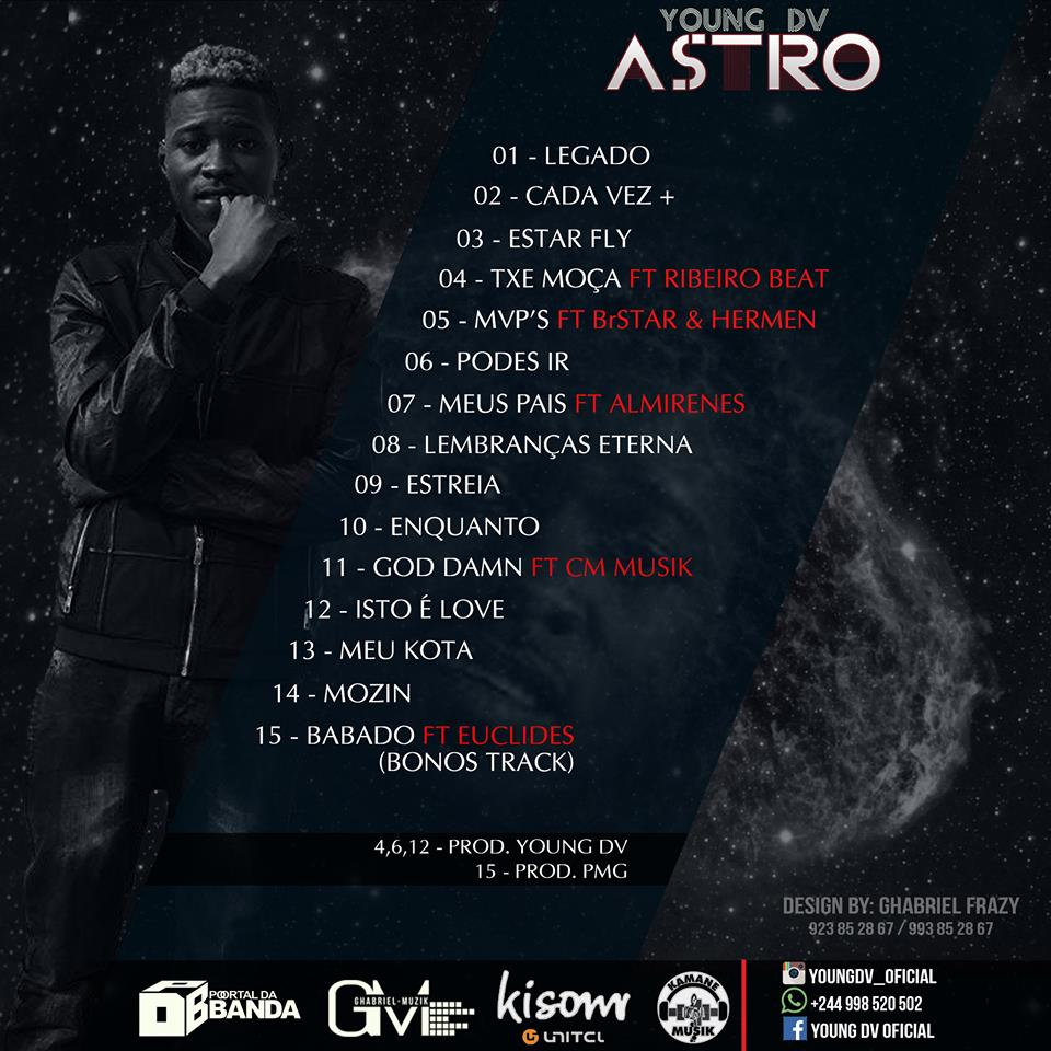 Young Dv - Astro