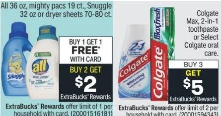 free all detergent at cvs