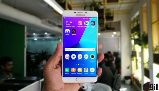 Galaxy C9 Pro giá 9,99 triệu, chính thức xuất hiện tại Việt Nam,