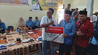 Warga Pulaulaut Dapat Bantuan Dari Kementerian Sosial