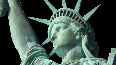 Estatua libertad newyork color