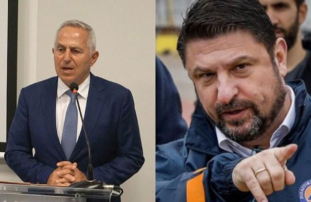 Νέος υπ. Πολιτικής Προστασίας ο Ε. Αποστολάκης και νέος ΥΦΕΘΑ ο Ν. Χαρδαλιάς-Όλες οι αλλαγές