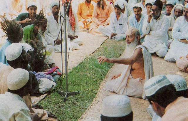 Pelayanan Sang Sufi Barkat Ali (Syaikh Abu Anis Muhammad Barkat Ali)