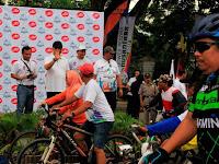 Galery Foto Sepeda Nusantara Medan Rumah Kita Tahun 2018