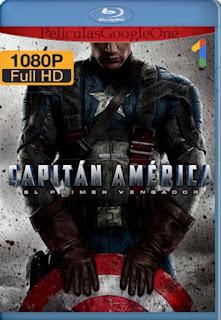 Capitan America El Primer Vengador[2011] [1080p BRrip] [Latino- Ingles] [GoogleDrive] LaChapelHD