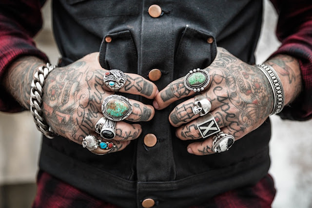 Image: Hand Tattoos, by Free-Photos on Pixabay