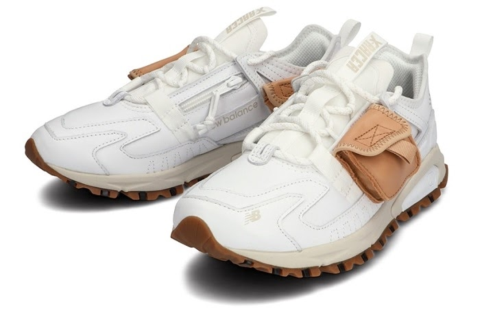 New Balance X-Racer Utility Shoes With 4 Pockets