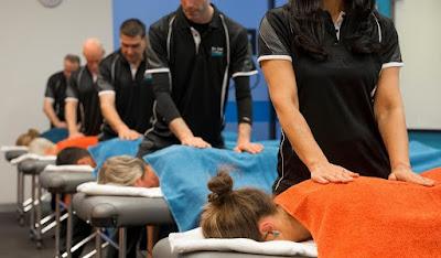 Escuelas cursos masaje Galicia