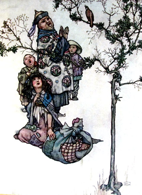 Hans Andersen Fairy Tales Illustrated by W Heath Robinson